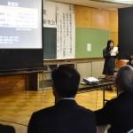 生徒発表-農業経済科